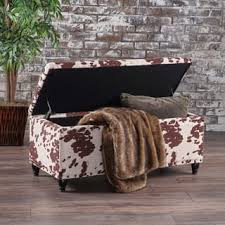 Printed Ottomans Pattern Ottomans Storage Ottomans For Less Overstock