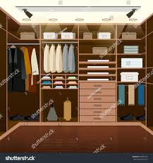 dressing room pictures mens dressing room design indoor domestic stock vector 500855797