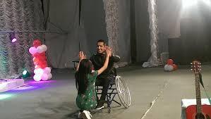 Chair Dancing Flex Alumni Tajikistan Charity Concert The Bradley Herald