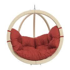 siege boule suspendu amazonas fauteuil suspendu kid s globo boule suspendu terracotta