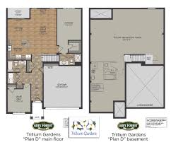 trillium gardens floor plans