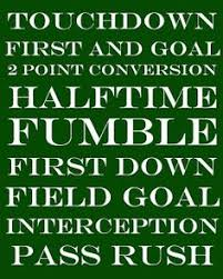 printable sports quotes free football sign 8x10 by three little monkeys studio kids