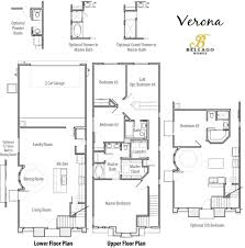 Home Floor Plan by Canyon Ridge West New Build Homes Surprise Az