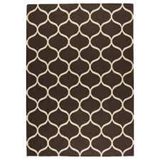 Modern Patterned Rugs by Decorating Modern Brown Outdoor Rugs Walmart For Elegant Patio