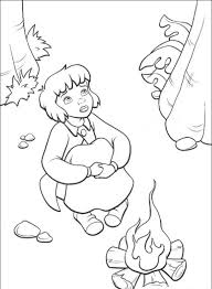 peterpan return neverland coloring pages