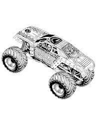 monster truck coloring pages best photo gallery websites monster