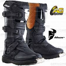 motocross boots uk thor 2015 youth kids black blitz boots size uk 5 us 6 eu 39