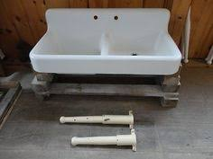 Kohler Gilford Sink Retro Cuisine Kitchen Sinks Taps Terms And - Kitchen sink on legs