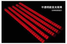 programmable led light strips universal engineering programmable led full color pixel guardrail