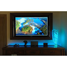 Bright Led Light Strips by Led Strip Lights 6 Feet Color Changing Mood Strip W Remote Control