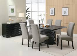 home design dining room modern table setting ideas pertaining to