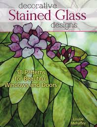 stained glass door windows amazon com decorative stained glass designs 38 patterns for