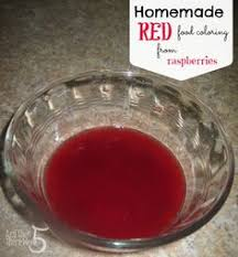 penniless parenting homemade beet food coloring recipe lily u0027s