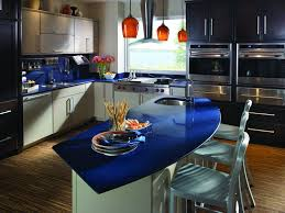 blue granite counter top kitchen dreamhomes interiordesign
