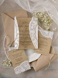 Rustic Invitations Rustic Wedding Invitation Eco Friendly Wedding Invitations