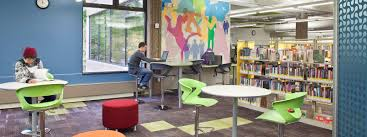 design library a beautiful space a usable space the balance of library design