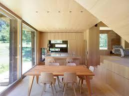 contemporary barn conversion by savioz fabrizzi architectes in