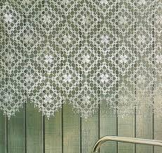 Crochet Lace Curtain Pattern 186 Best Crochet Decor Images On Pinterest Crochet Curtains
