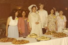 our filipino wedding and the recipe for achara lulu cooks and tells