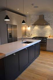 Kitchen Island Worktop by Best 10 Breakfast Bar Worktop Ideas On Pinterest Wood Effect