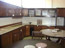 placard cuisine modele placard de cuisine en bois mineral bio