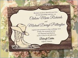western wedding invitations western wedding invitation printable template digiclick co
