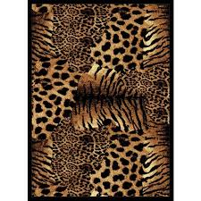 themed rug animal print rugs animal themed rug deer rugs united weavers