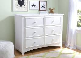 White Dresser And Changing Table Lovely Dresser For Changing Table Summit 6 Drawer Dresser White