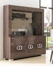 china cabinet contemporaryhinaabinet lacquered wood glass urban