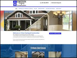 home remodeling website design nj website design and seo painting construction company nj