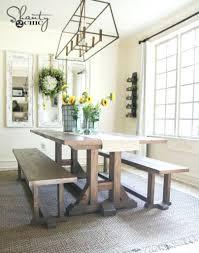 100 farmhouse style dining room table best 25 farmhouse