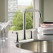 2 kitchen faucet danika 87633 chrome 2 handle kitchen faucet