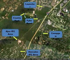 missile sites
