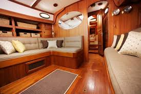 Boat Interior Refurbishment Boat Upholstery Tampa St Petersburg Clearwater Florida Nautical