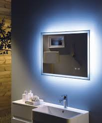 Lighting In A Bathroom Bathroom Mirror With Led Lights Best Of Bathroom Mirrors Blue