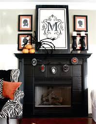 stone fireplace mantel decor ideas pinterest decorations black
