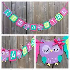 baby shower banner ideas best 25 owl banner ideas on owl baby shower