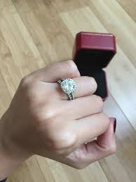 cartier engagement rings cartier engagement ring weddingbee