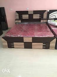 Size Double Bed Brand New King Size Double Bed With Box Storage Lucknow