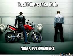Biker Meme - real biker by jarnotk meme center