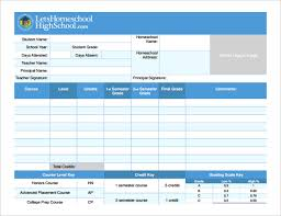 high report card templates 28 images high report