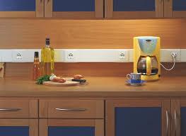 prise de courant pour plan de travail cuisine évolutions de la norme électrique la cuisine