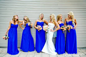 bridesmaid dresses in blue blue bridesmaid dresses to inspire you cherry