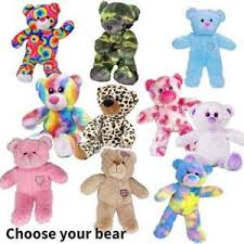 build your own teddy teddy kits build your own teddy no sewing
