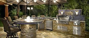 modele de cuisine d été cuisine d ete exterieure cuisine dactac exterieur barbecue modele