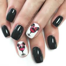 epcot disney u0027s food and wine mickey mouse nail art design nail