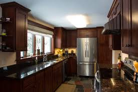 kitchen design with light colored cabinets custom kitchen cabinets schoenberg construction inc