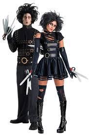 edward scissorhands costume couples mr mrs edward scissorhands fancy dress costume fancy