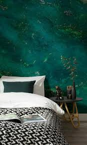 How To Decorate A Bedroom With Green Walls Best 25 Emerald Green Bedrooms Ideas On Pinterest Green Bedroom