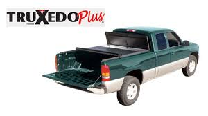 Truxedo Bed Cover Truxedoplus Toolbox U0026 Soft Roll Up Tonneau Cover Combo